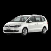 Bild eines VW Sharan